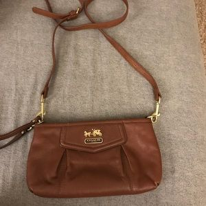 Coach Wristlet/Crossbody bag